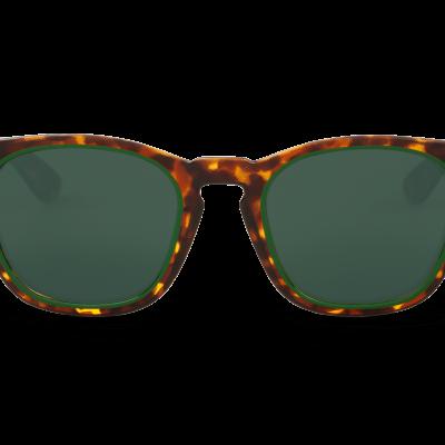 Circular Green/Cheetah Tortoise Isola w/ classical lenses