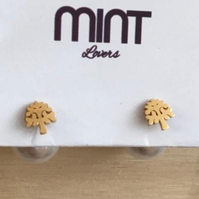 Brincos Mini Pérolas | Arvore da Vida