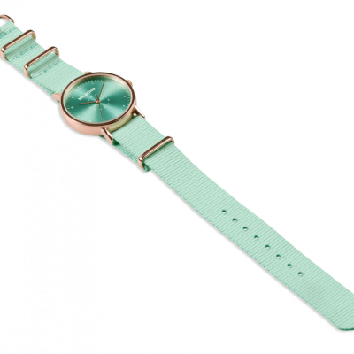 CADET CASUAL METALLIC | LIGHT MINT COPPER