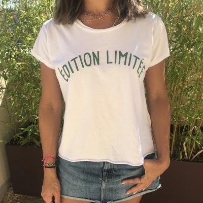 T-Shirt Édition Limité | Rosa Néon