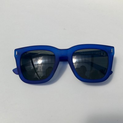 MARS BLUE KLEIN WITH BLACK LENSES