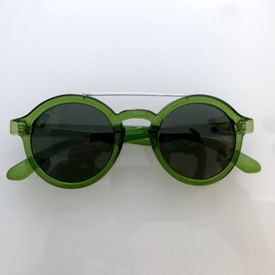 Lime Metal Dalston with classical lenses