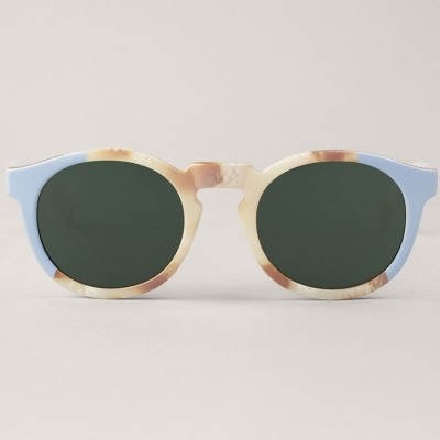 Light Blue/Marble Jordaan  with classical lenses