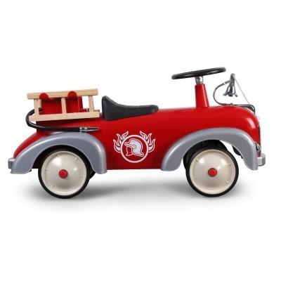 Carro Bombeiros Vintage