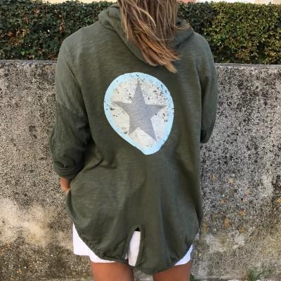 Casaco Star |  Verde