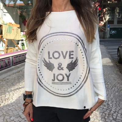 Camisola Love&Joy | Ruga