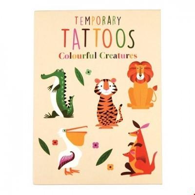 Tatuagens Temporárias | Panda