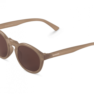 TAUPE JORDAAN WITH CLASSICAL LENSES