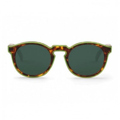 CONTOUR LIME/CHEETAH TORTOISE JORDAAN WITH CLASSICAL LENSES