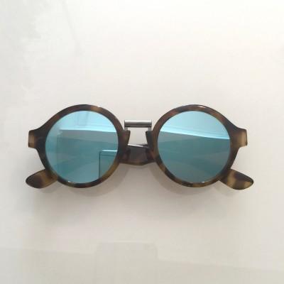 HC Tortoise Hackney  with sky blue lenses