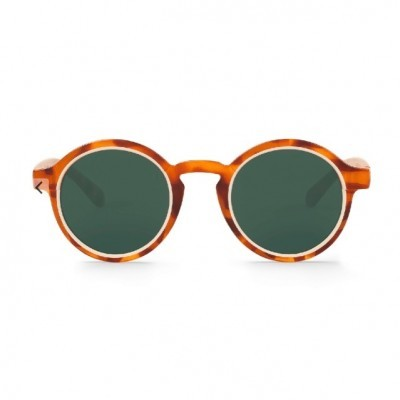 CIRCULAR CREAM/LEO TORTOISE DALSTON WITH CLASSICAL LENSES