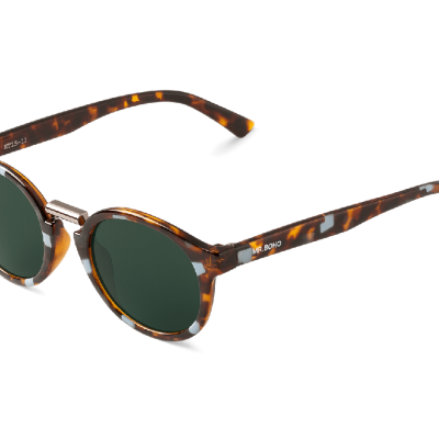 HAZE TORTOISE FITZROY WITH CLASSICAL LENSES