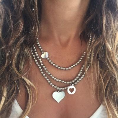 Pack 3 fios | Lovely Heart
