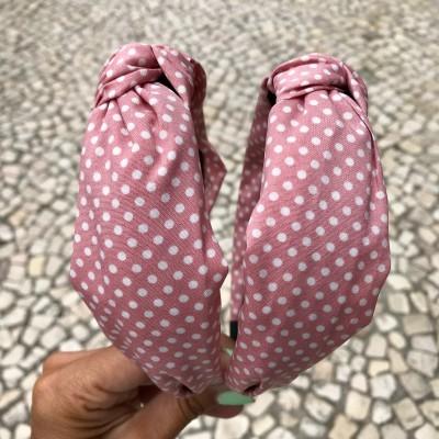 Bandolete Bolinhas | Marinho