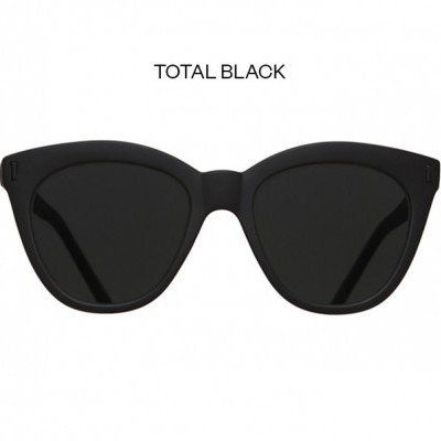 LUNE | RUBBER BLACK WITH SMOKE LENSES