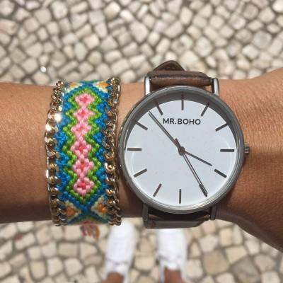 Pulseiras Étnicas | Amizade - Summer