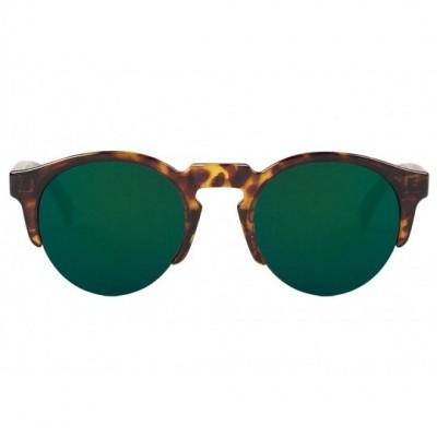 Cheetah Tortoise Born with dark green lenses