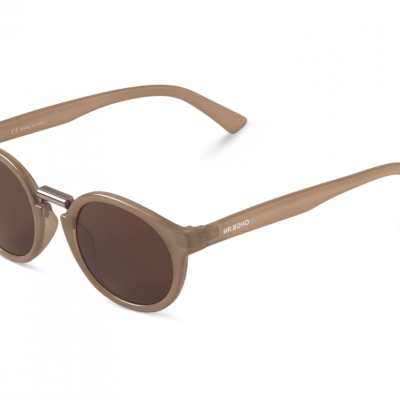 TAUPE FITZROY WITH CLASSICAL LENSES