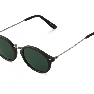 MATTE BLACK NORREBRO WITH CLASSICAL LENSES