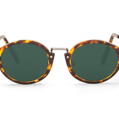 CHEETAH TORTOISE NORREBRO WITH CLASSICAL LENSES