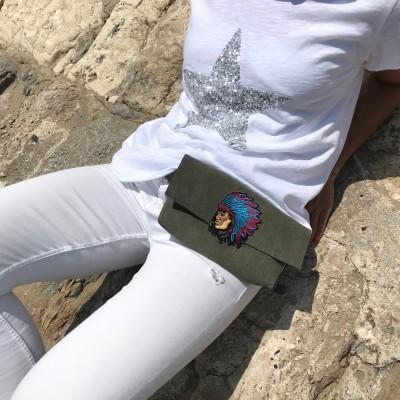 Bolsa Cintura Kaki | Indio