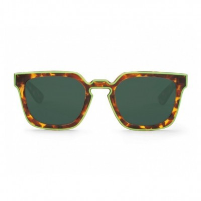 CONTOUR LIME/CHEETAH TORTOISE SALESAS WITH CLASSICAL LENSES