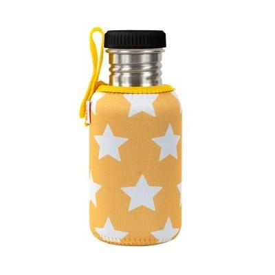 Garrafa Aço com Forro Estrelas 500ml