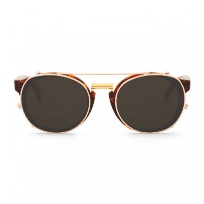 VINTAGE TORTOISE NEWTOWN WITH CLASSICAL LENSES