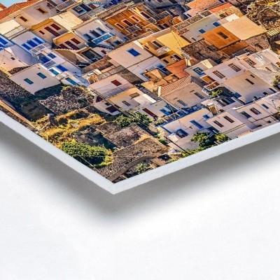 Foto sobre PVC 3mm -  Retangular