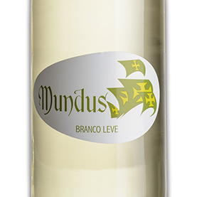 Mundus Branco Leve IGP Lisboa 0,75L 9,5%