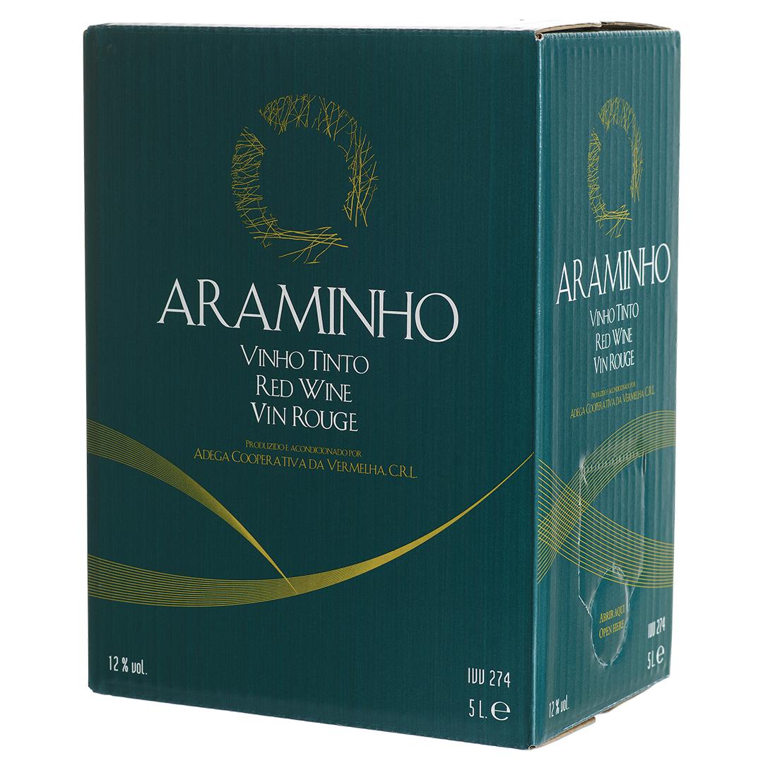 Araminho Tinto 5L, 10L, 20L 12,00%