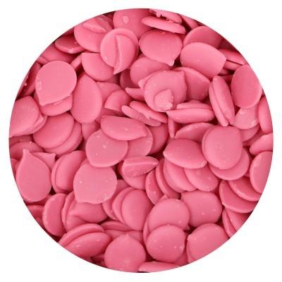 Pastilhas Chocolate Rosa,300gr