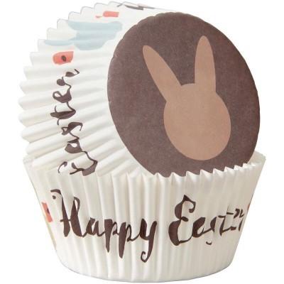 Formas Cupcake Happy Easter, pk/75