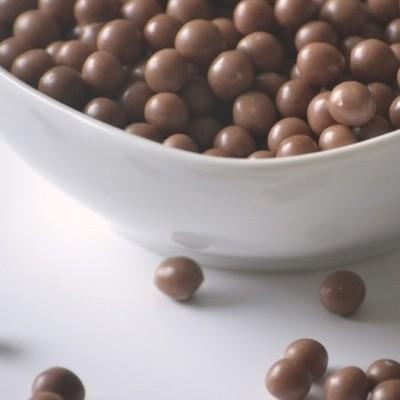 Esferas Chocolate Leite, 250gr