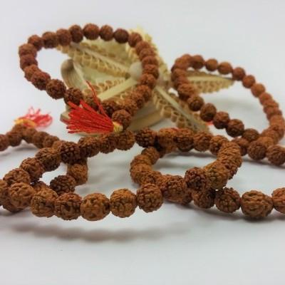 Pulseira Rudraksha
