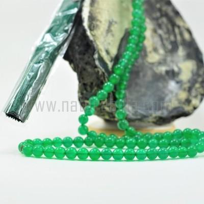 JAPAMALA de Jade Verde 6mm