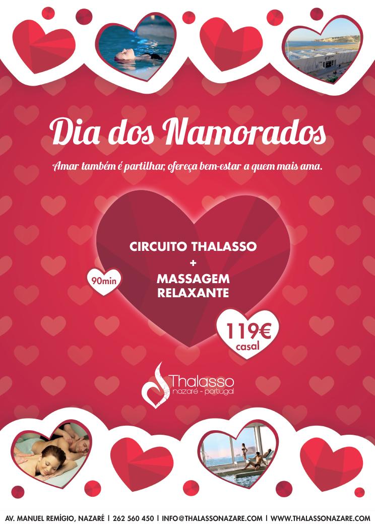 Promoção Dia dos Namorados - Thalasso