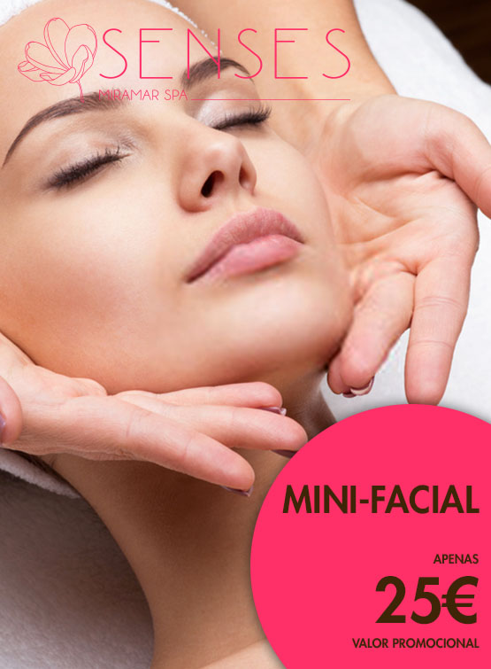 Mini Facial - SPA Miramar Senses