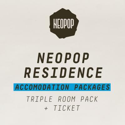 Residence  - Triple Room Pack