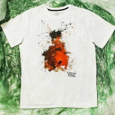 White Tshirt (Planetary Assault System)