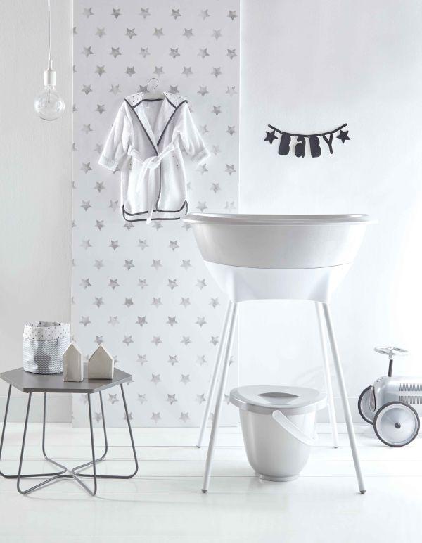 Conjunto de Banho e Cuidados LUMA (8 peças)