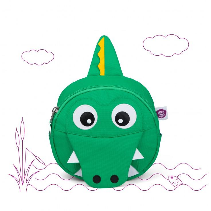 Mochila Crocodilo Kai 1-3 anos
