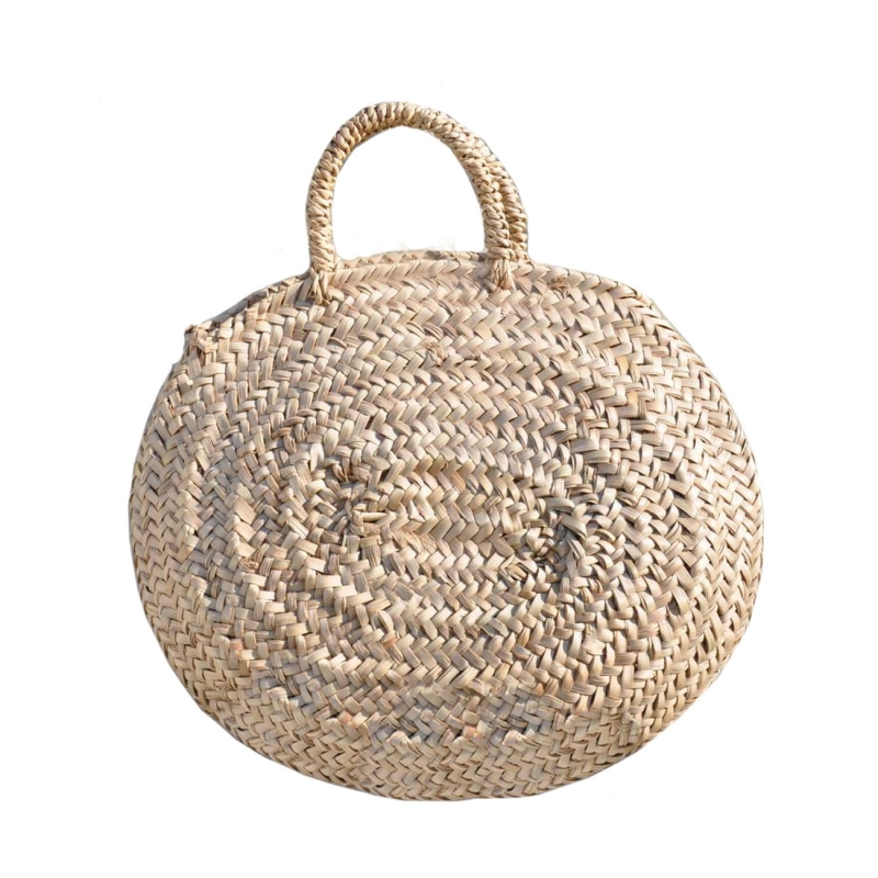 Natural Basket Round
