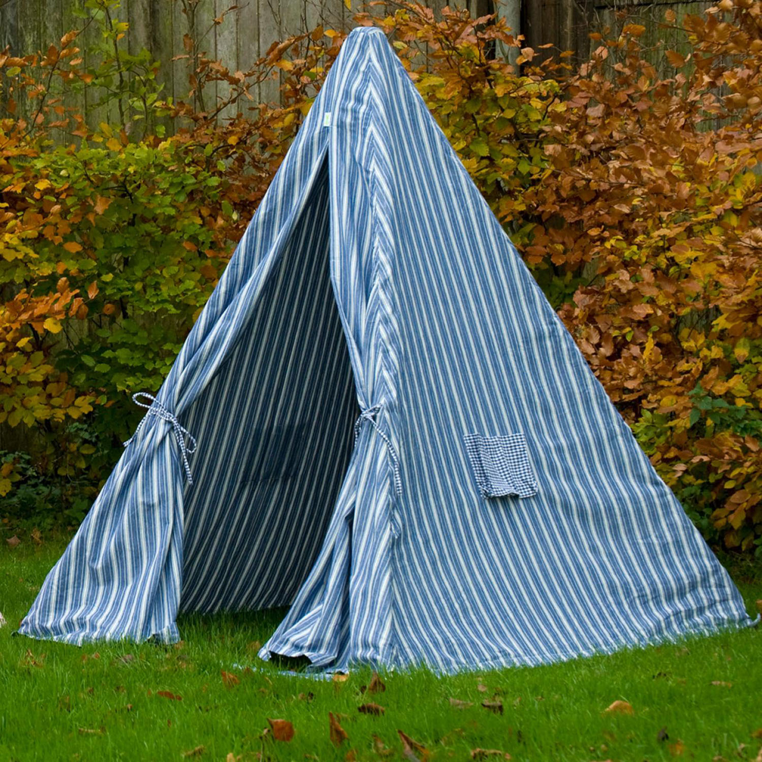 Tenda - Navy Stripes