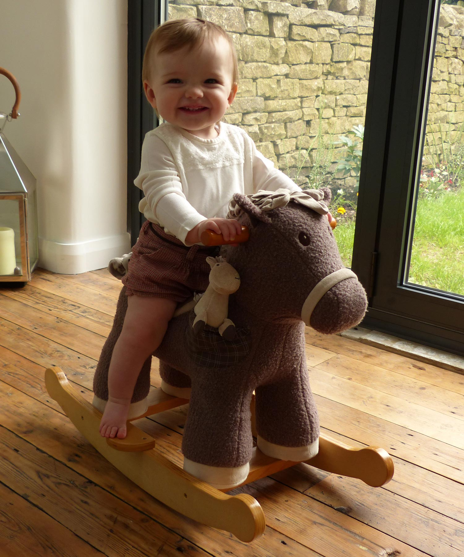 Cavalinho - Bobble & Pip