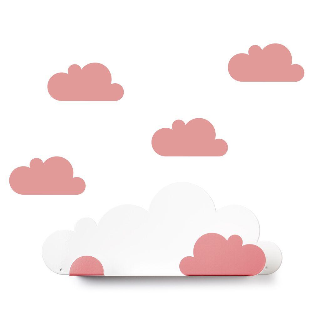 Prateleira Nuvem - Pink