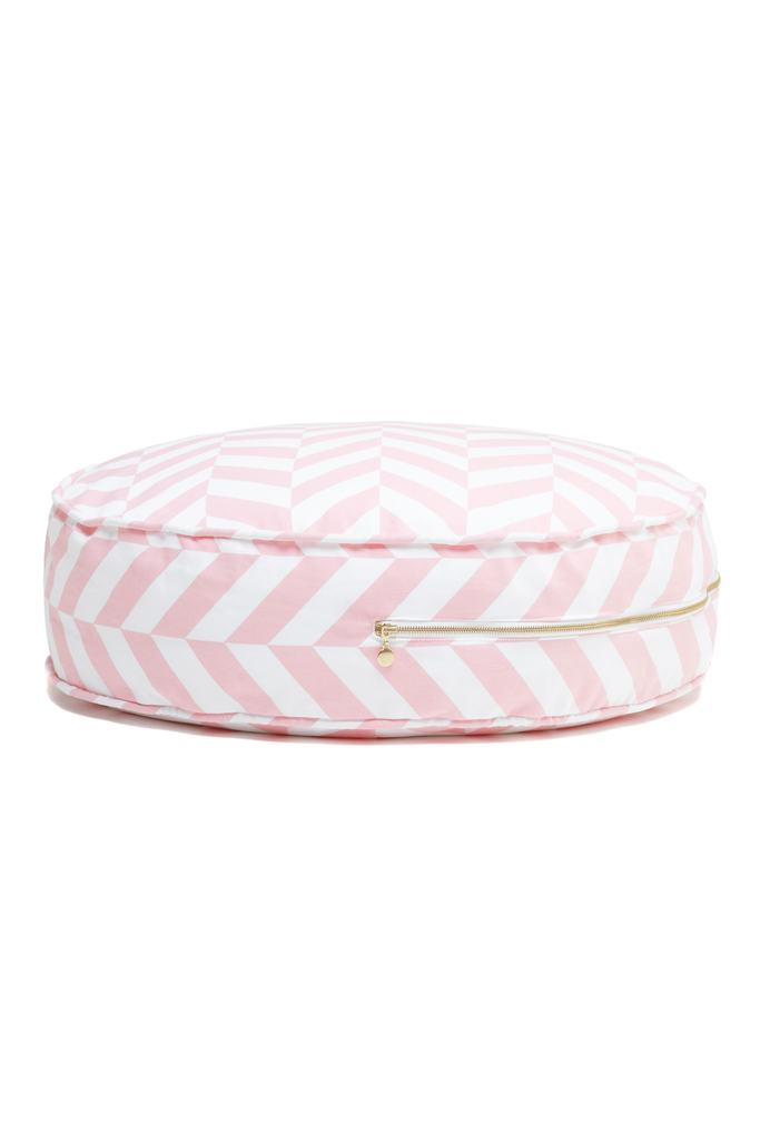 Pouf Redondo Tropical