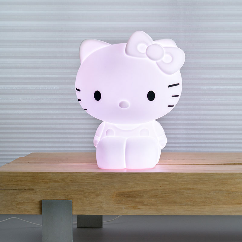 Candeeiro Hello Kitty