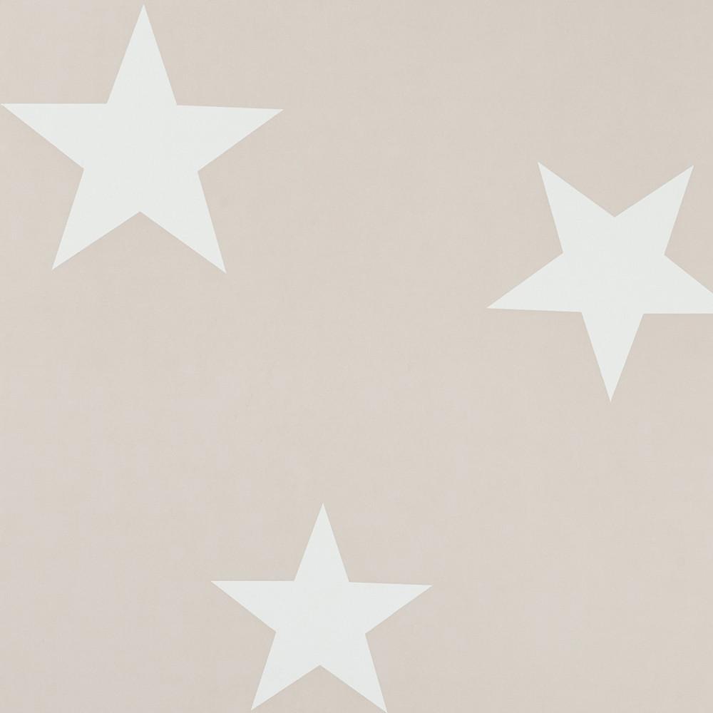 Papel de Parede - Stars Bege