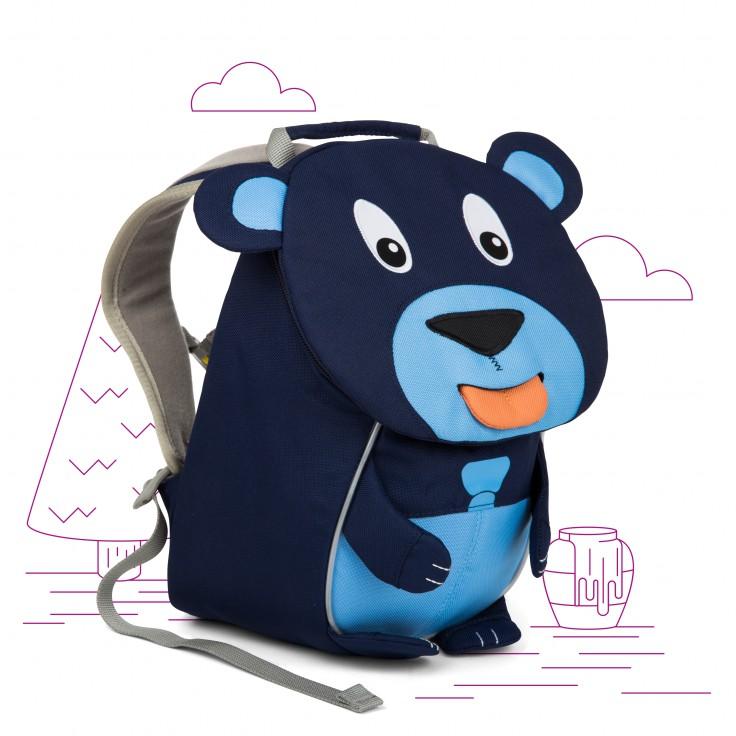Mochila Urso Bobo 1-3 anos